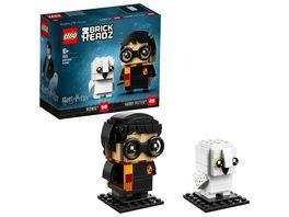 LEGO BrickHeadz 41615 Harry Potter und Hedwig