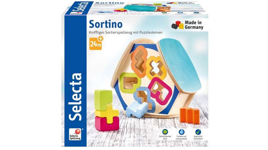 Selecta Sortino Sortierbox