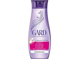 GARD Shampoo Glanz Color