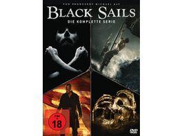 Black Sails Die komplette Serie 15 DVDs