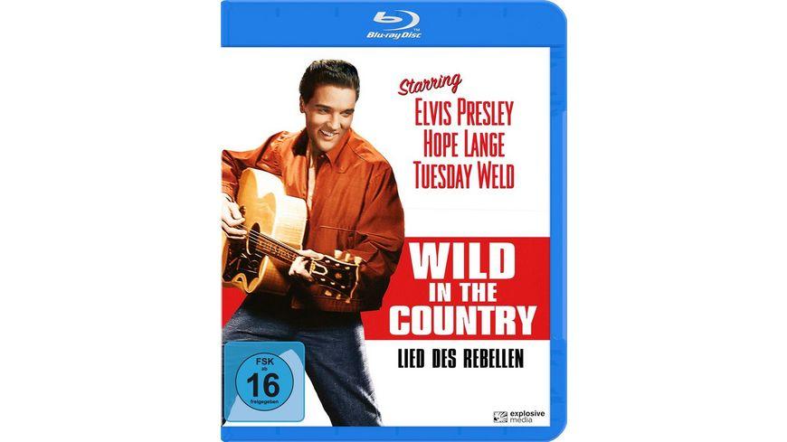 Lied des Rebellen Wild in the country