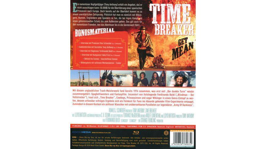 Time Breaker Get Mean
