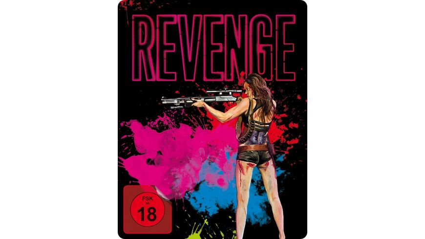 Revenge Steelbook