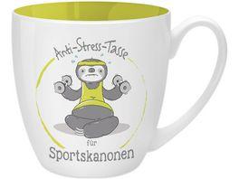 GRUSS CO Tasse Sportskanonen