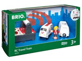 BRIO Bahn IR Express Reisezug