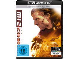 Mission Impossible 2 M i 2 4K UHD