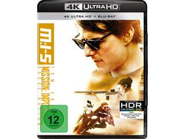 Mission Impossible 5 Rogue Nation 4K UHD