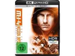 Mission Impossible 4 Phantom Protokoll 4K UHD