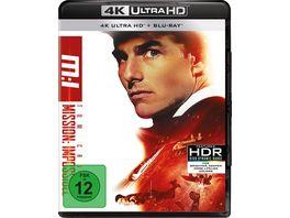 Mission Impossible 1 4K Ultra HD Blu ray 2D