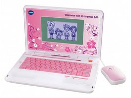 VTech Aktion Intelligenz Glamour Girl XL Laptop E R