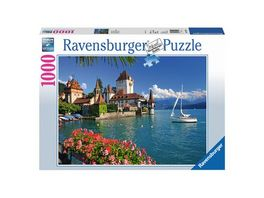 Ravensburger Puzzle Am Thunersee Bern 1000 Teile