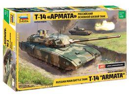 Zvezda 500783670 1 35 T 14 Armata Russian Main Battle Tank