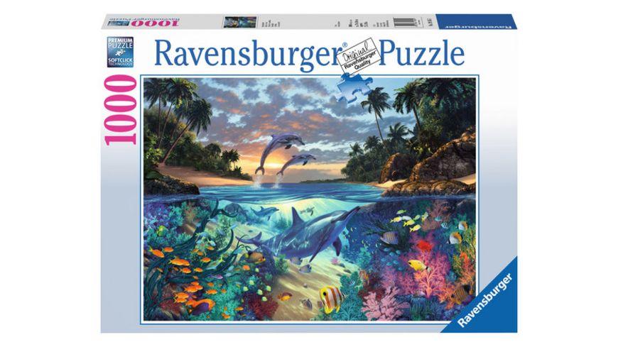 Ravensburger Puzzle Korallenbucht 1000 Teile