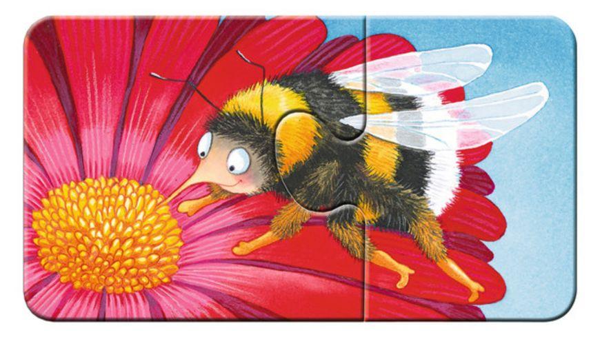 Ravensburger My first Puzzle Tiere im Garten 9 x 2 Teile
