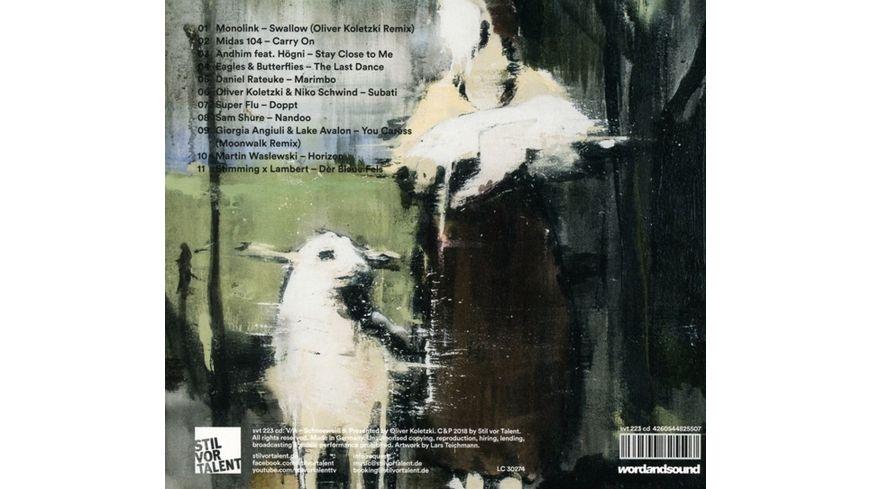 Schneeweiss 9 Pres By Oliver Koletzki CD MP3