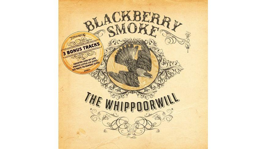 The Whippoorwill European Purple Vinyl