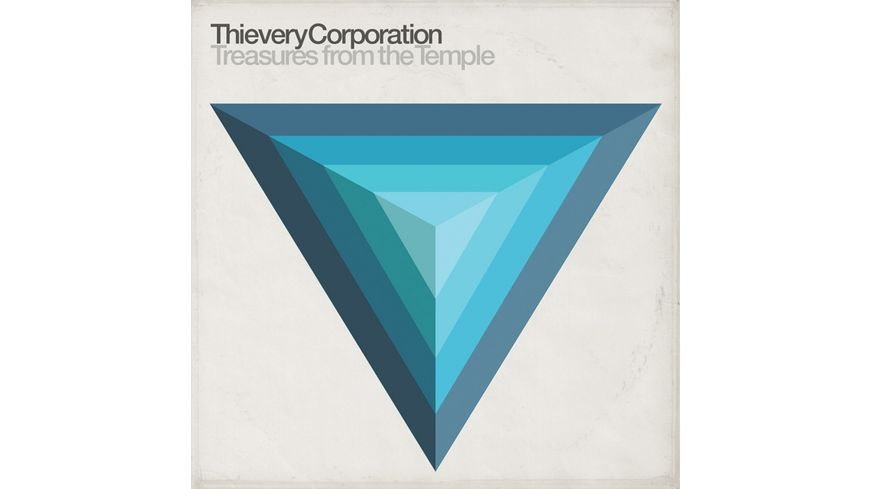 Treasures From The Temple Ltd Coloured 2LP
