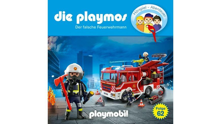 62 Der Falsche Feuerwehrman