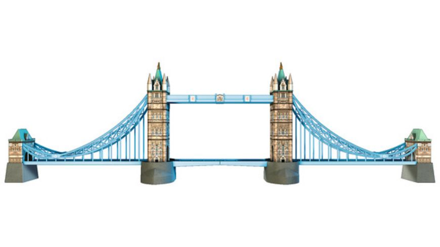 Ravensburger 3D Puzzle Tower Bridge 216 Teile