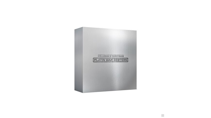 Platin War Gestern Box