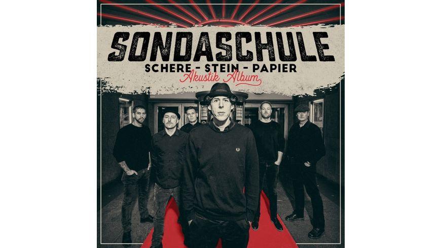 Schere Stein Papier Akustik Album