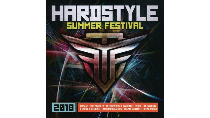 Hardstyle Summer Festival 2018