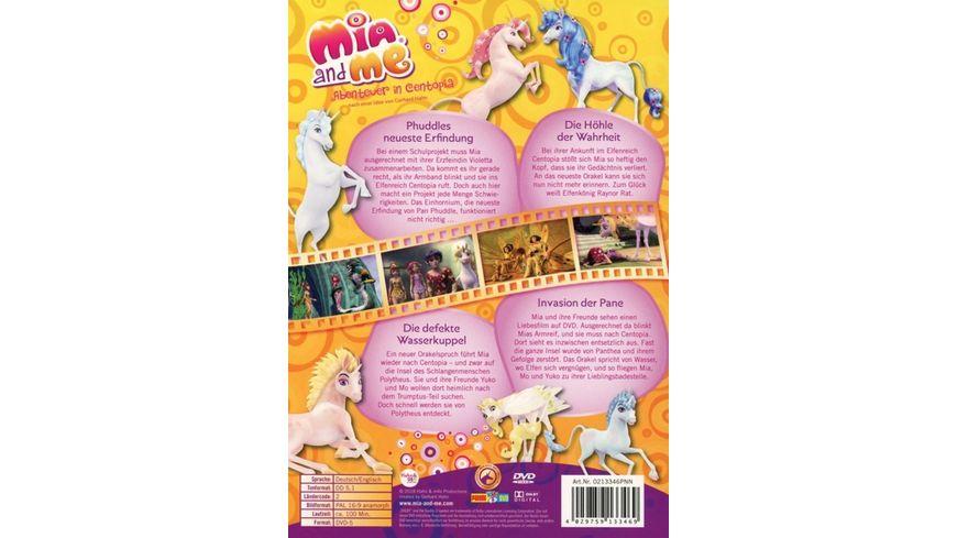 Mia and Me Meine liebsten Einhorn Geschichten Limited Edition 2 DVDs