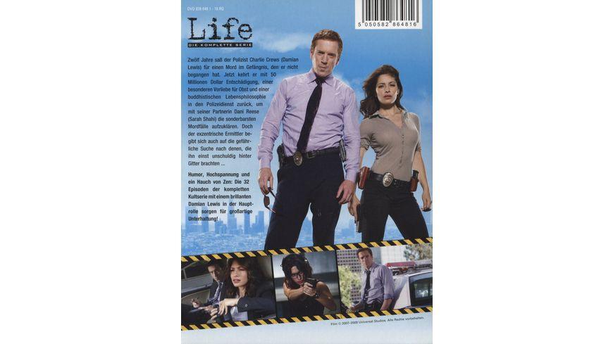 Life die komplette Serie 9 DVDs