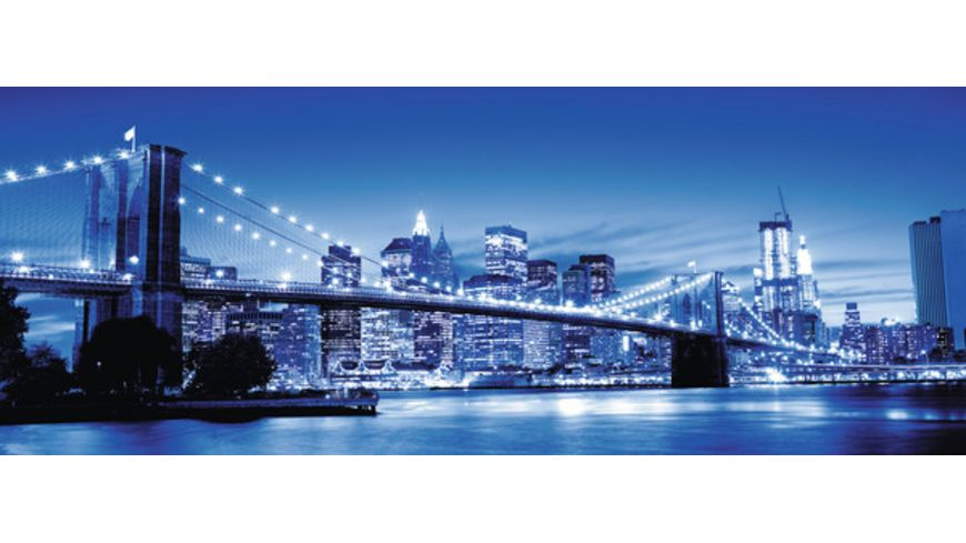 Ravensburger Panorama Puzzle Leuchtendes New York 1000 Teile