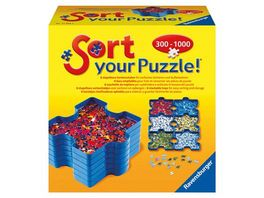 Ravensburger Puzzle Sort Your Puzzle