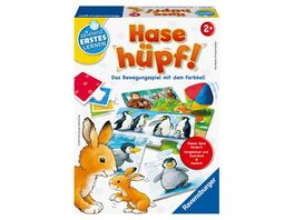 Ravensburger Spiel Hase huepf