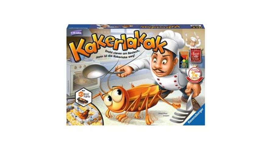 Ravensburger Spiel Kakerlakak