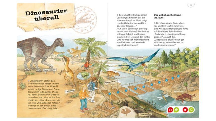 Ravensburger tiptoi Expedition Wissen Dinosaurier