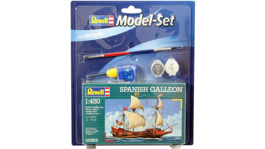 Revell 65899 Model Set Spanish Galleon