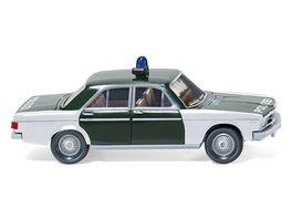 Wiking Polizei Audi 100