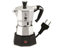 BIALETTI Elektrischer Espressokocher 2 Tassen