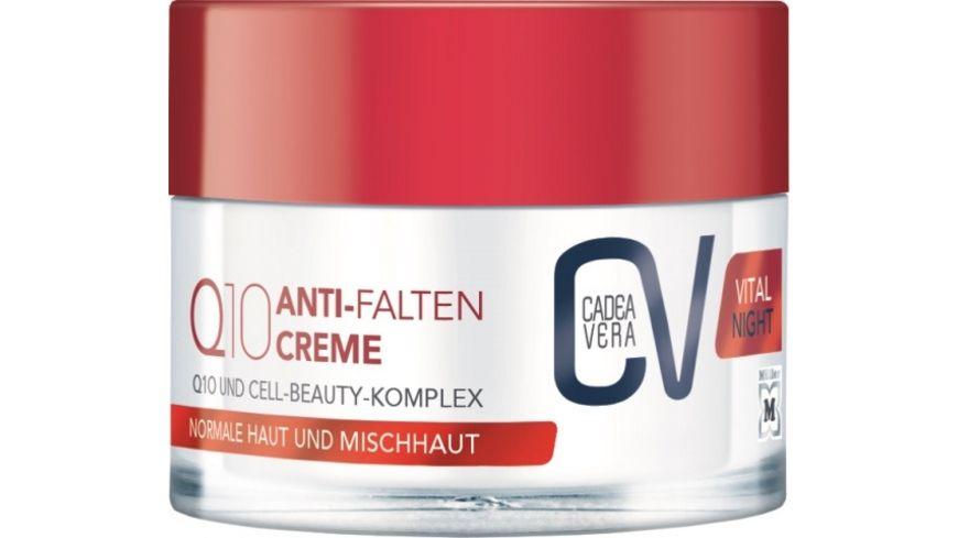 CV VITAL Night Q10 Anti Falten Creme