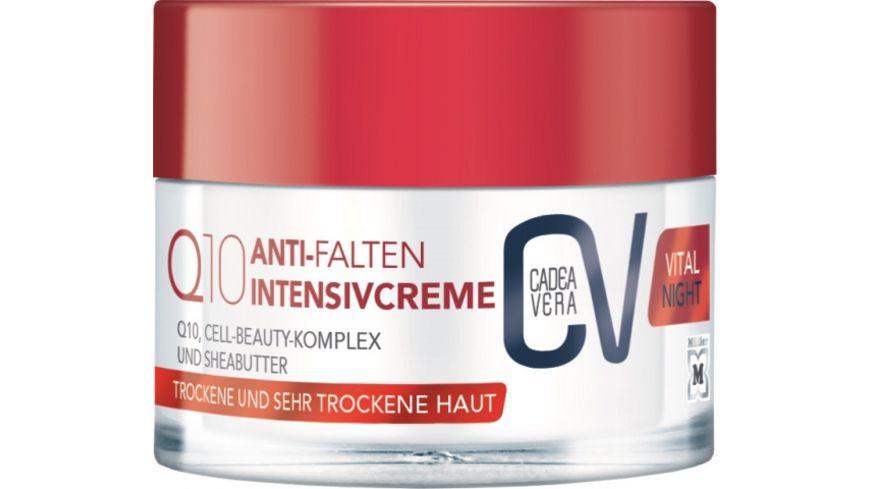 CV VITAL Night Q10 Anti Falten Intensivcreme