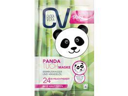 CV SOFT Panda Tuchmaske