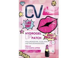 CV SOFT Hydrogel Lippatch