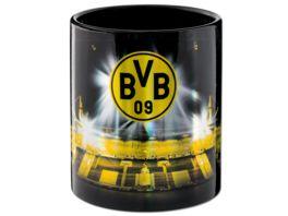 BVB Tasse mit Stadionprint