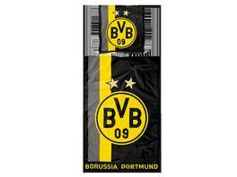 BVB Bettwaesche mit Streifen 135x200cm