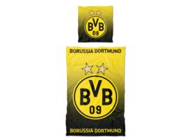 BVB Bettwaesche mit Punkten 135x200cm