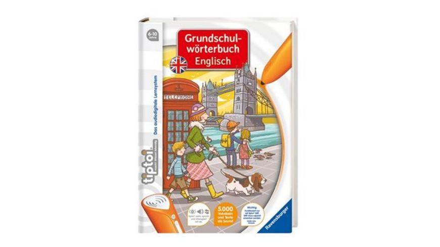 Ravensburger tiptoi Grundschulwoerterbuch Englisch