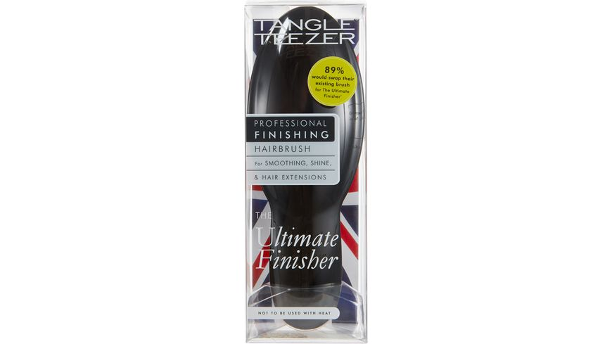 New Flag Tangle Teezer The Ultimate Haarbuerste schwarz