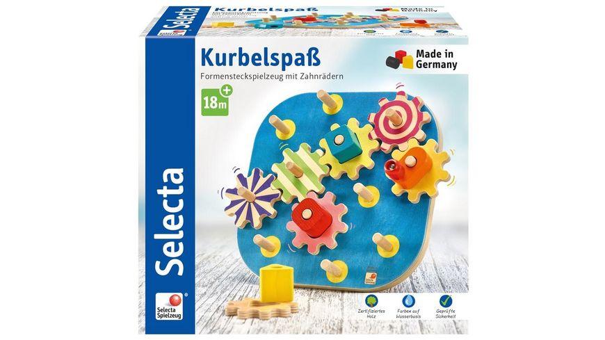 Selecta 62011 Kurbelspass