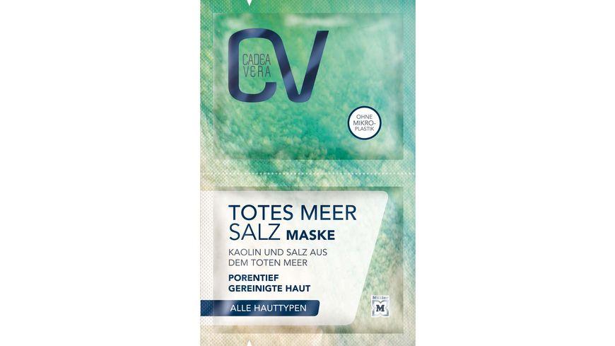 CV Totes Meer Salz Maske