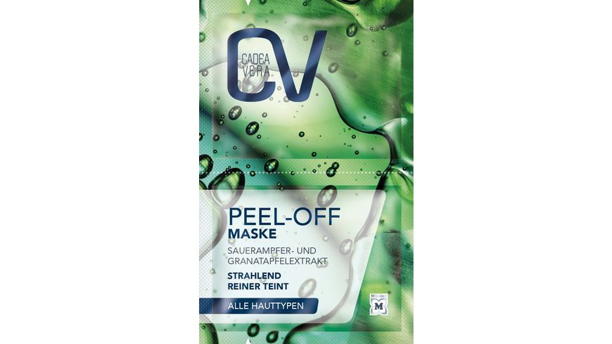 CV Peel Off Maske