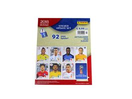 Panini FIFA World Cup Russia 2018 UPDATE MULTIPACK