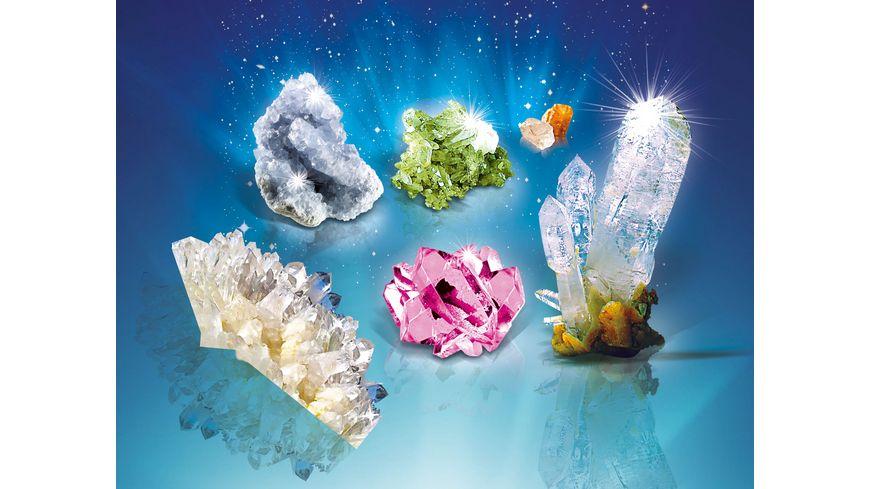Clementoni Galileo Kristalle selbst zuechten Starter Set